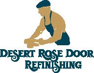 Desert Rose Doors Logo