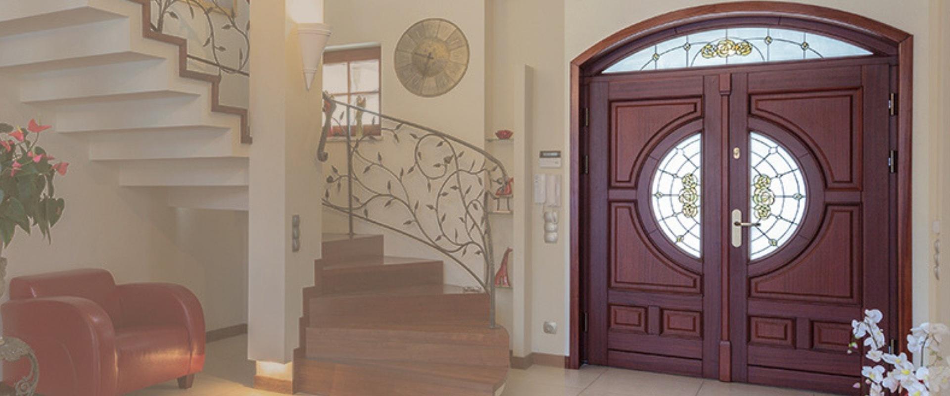 Wooden Door Refinishing