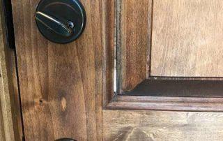 Door Panel Shift